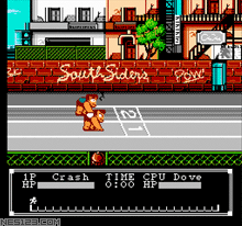 Crash 'n the Boys: Street Challenge