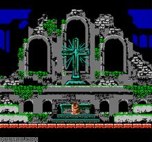 Castlevania III-Draculas Curse