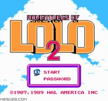 Adventures of Lolo II