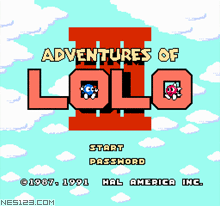 Adventures of Lolo III