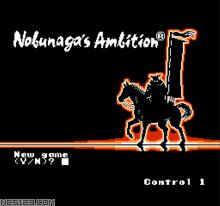 Nobunaga's Ambition I