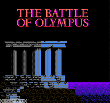 Battle of Olympus,The