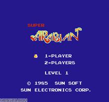 Super Arabian