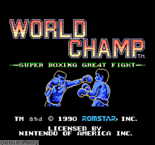 World Champ