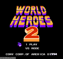 World Hero 2