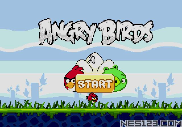 Angry Birds (Sega)