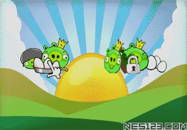 Angry Birds in Russia (Sega)