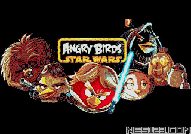 Angry Birds Star Wars (Sega)