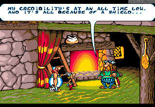 Asterix & the Power of the Gods