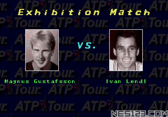 ATP Tour Championship Tennis