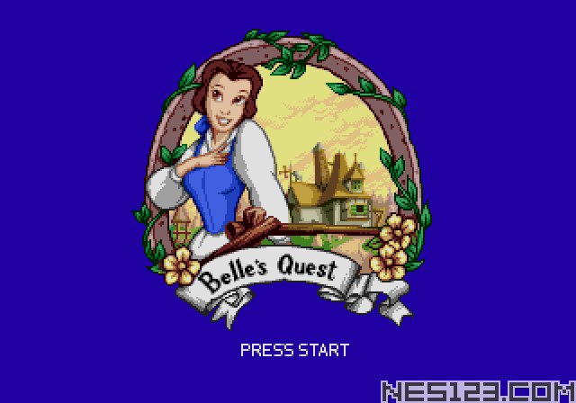 Beauty and the Beast: Belles Quest