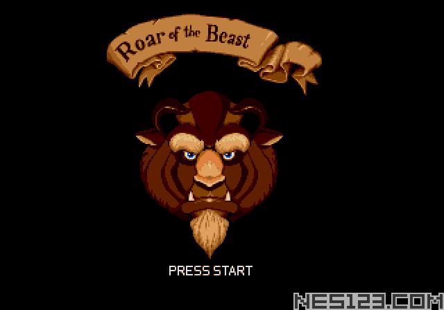Beauty and the Beast: Roar