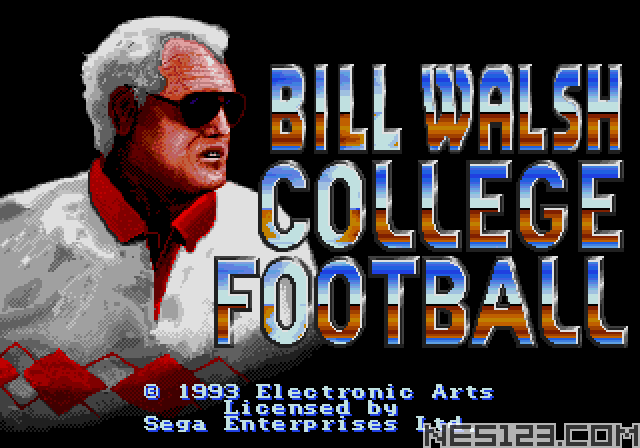 Bill Walsh College Football 94