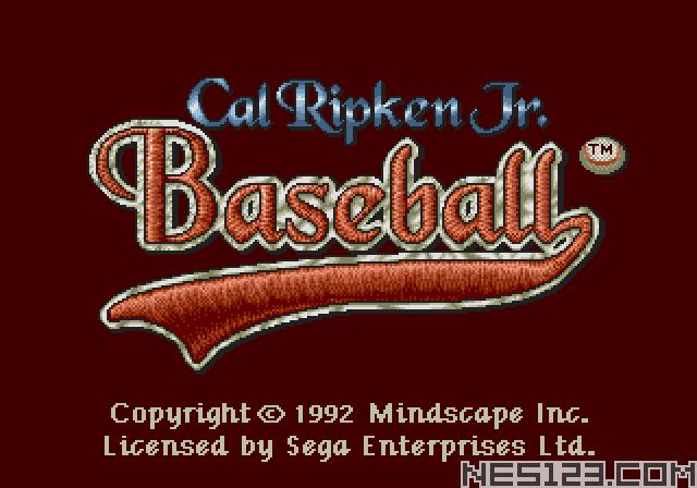 Cal Ripkin Junior Baseball