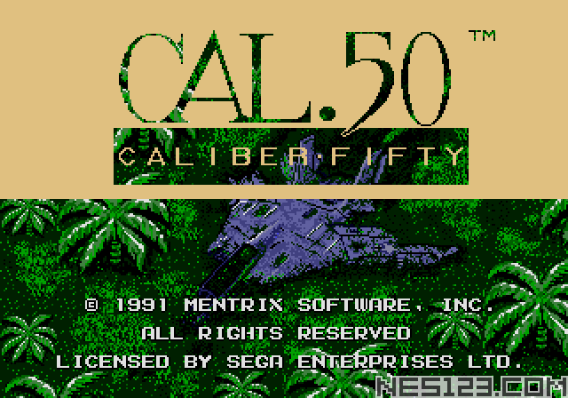 Caliber Fifty