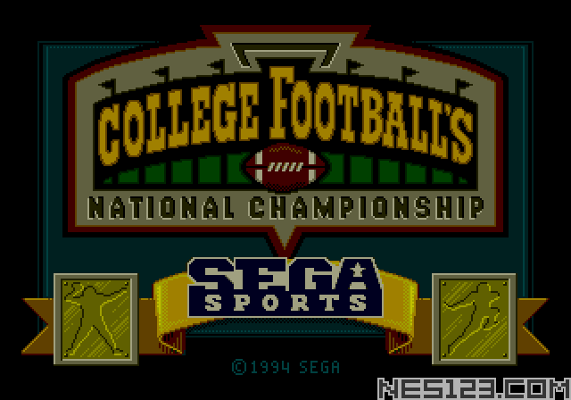 College Football's National Championship 94