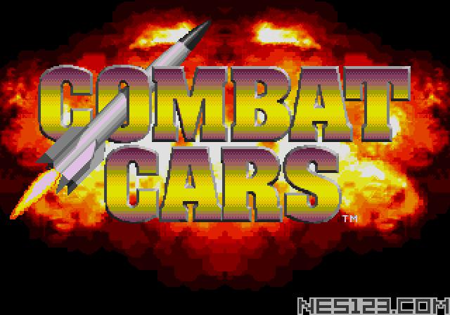 Combat Cars