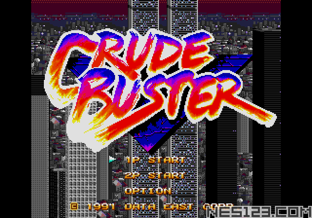 Crude Buster