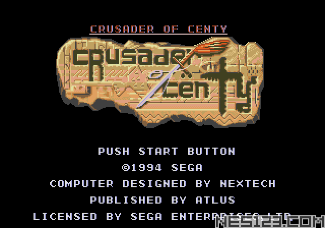 Crusader of Centy