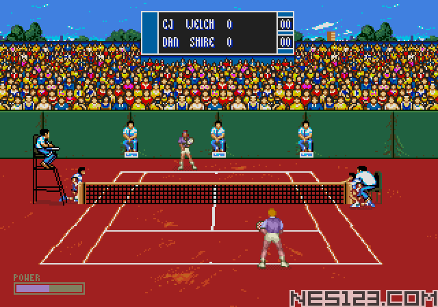 Davis Cup World Tour Tennis 2 (Beta 2)