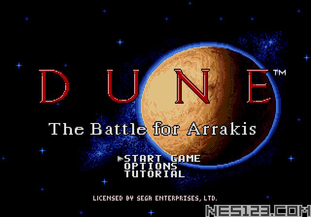 Dune: the Battle for Arrakis