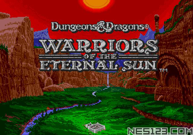 DAndD - Warriors of the Eternal Sun