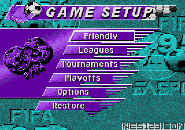FIFA Soccer 95