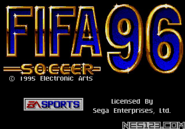 FIFA Soccer 96