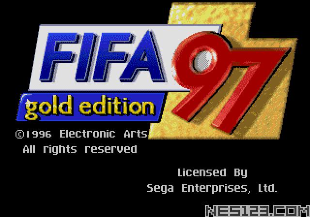 FIFA 97 Gold Edition