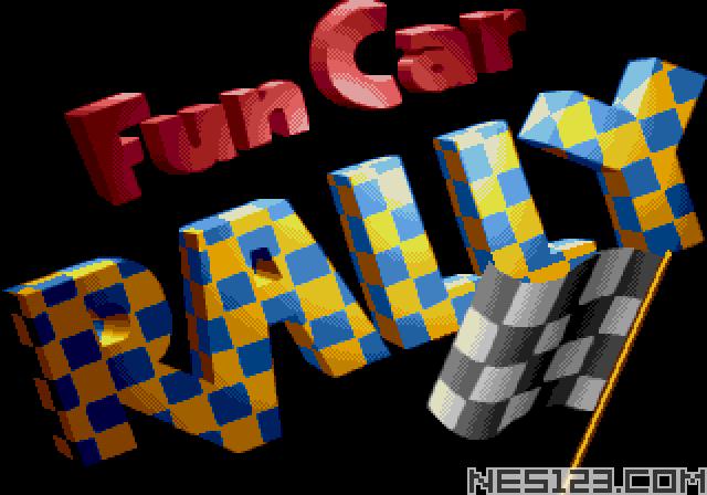 Fun Car Rally