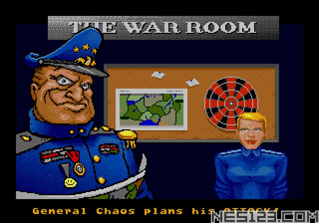 General Chaos