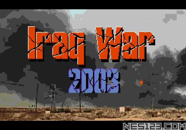 Iraq War 2003