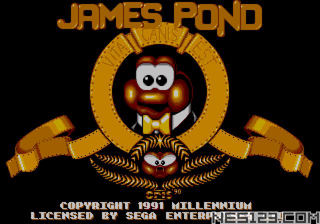 James Pond – Underwater Agent