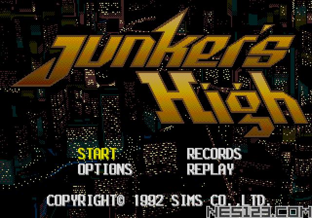 Junker's High