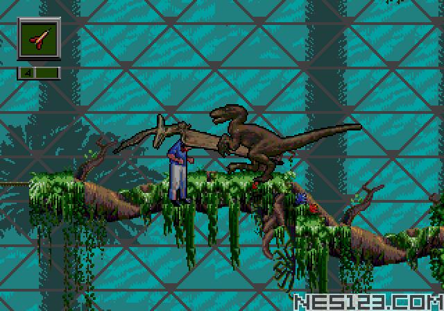 Jurassic Park: Rampage Editiion