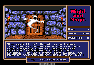 Might and Magic Gates to Another World
