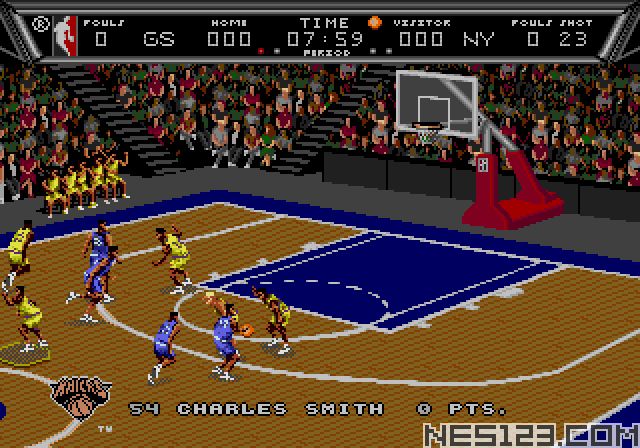 NBA Action 94
