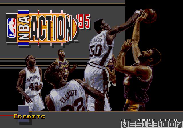 NBA Action 95