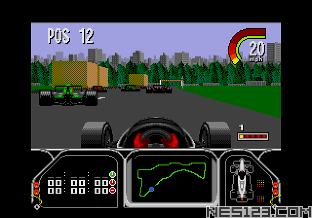 Newman-Haas Indy Car Racing