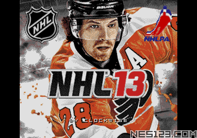 NHL 13 Playoff Edition