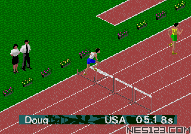 Olympic Summer Games Atlanta 96