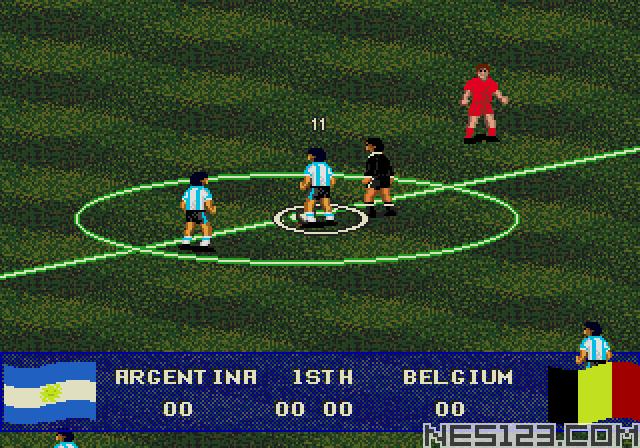 Pele's World Tournament Soccer