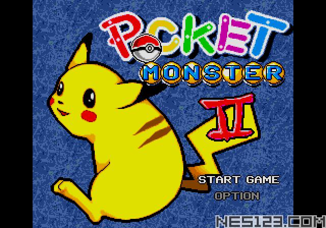 Pocket Monsters 2
