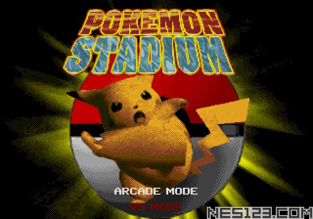 Pokemon Stadium unl