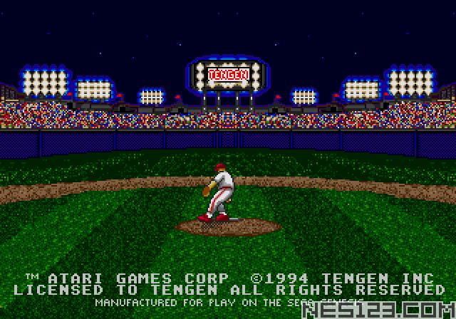 RBI Baseball '94