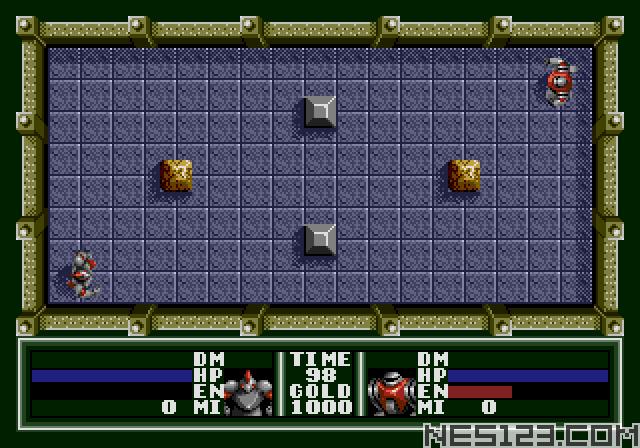 Robot Battler