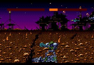 Robot Wreckage