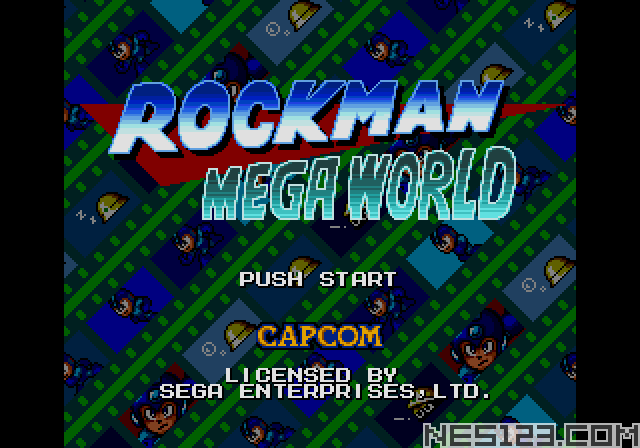 Rocketman Mega World