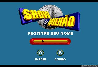 Show do Milhao