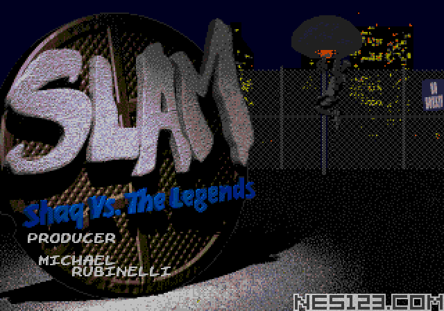 Slam – Shaq vs. The Legends (unreleased)